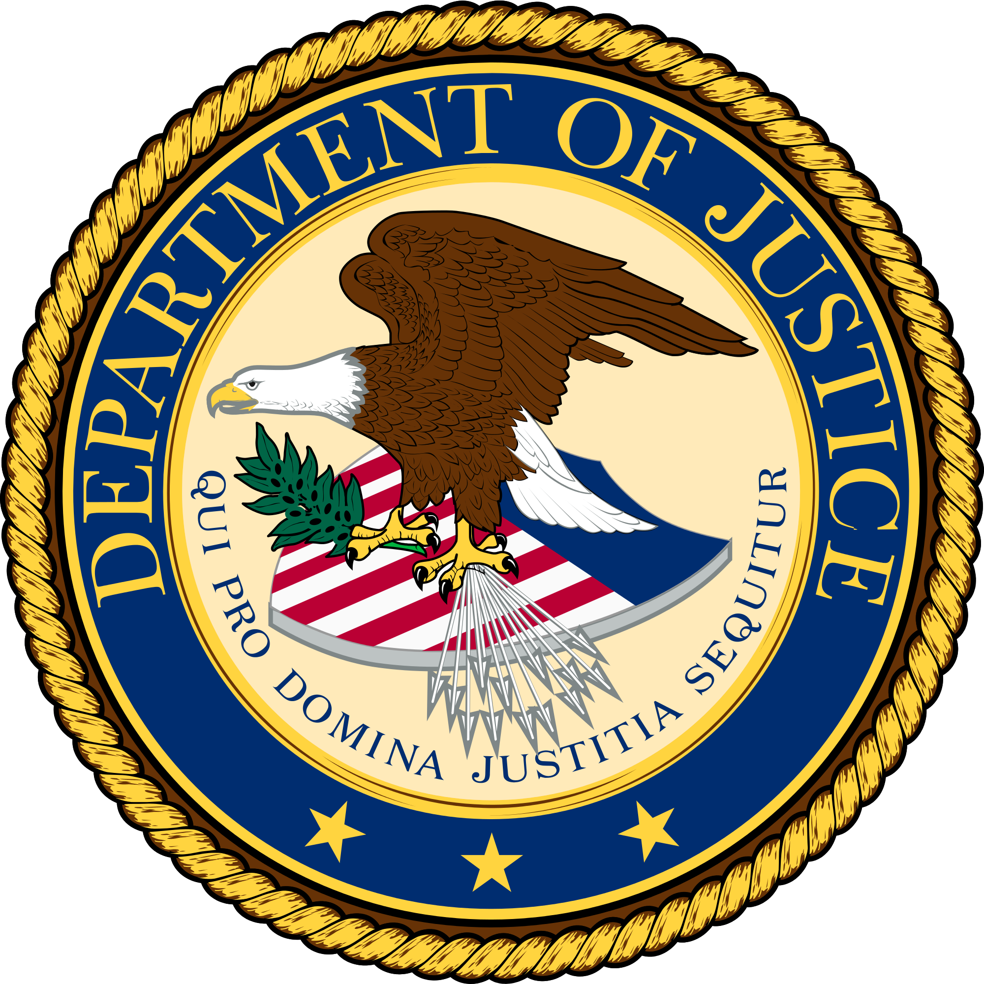 Department of Justice<br />